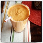 Paleo Pumpkin Pie Smoothie