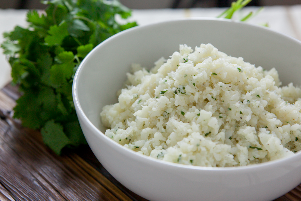Basic Cauliflower Rice - Laughter and Lemonade