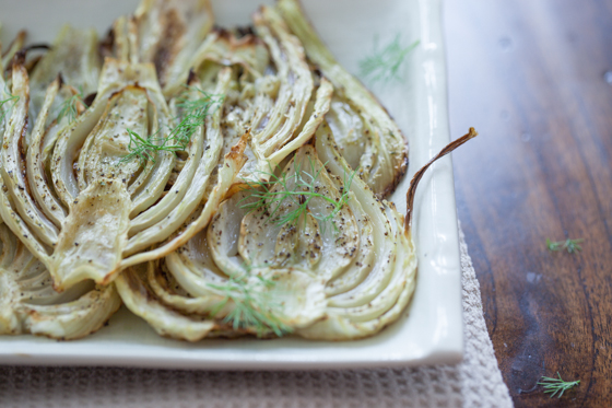 Roasted Fennel - Laughter and Lemonade