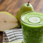 Relax and Refresh Cucumber Pear Spinach Celery Juice