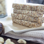 Make Your Own Cashew Cookie Larabars