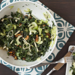 Kale Chopped Salad | Laughter and Lemonade