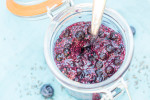 Chia Seed Blueberry Jam