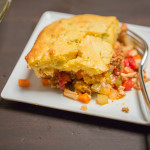 Southwestern Shepherd's Pie | LaughterandLemonade.com