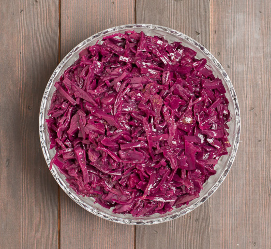 Rotkohl - German Red Cabbage | LaughterandLemonade.com
