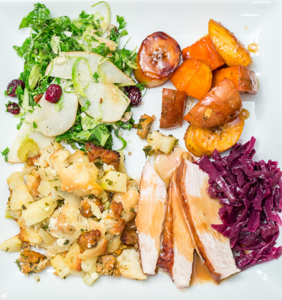 The Perfect Thanksgiving Menu | LaughterandLemonade.com