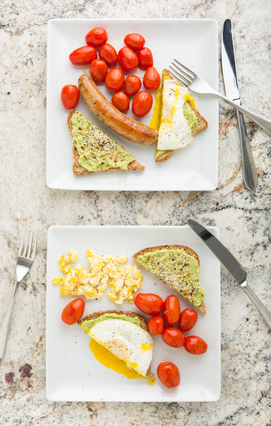 My Go-To Avocado Toast recipe!!